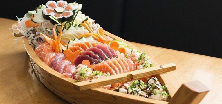 Como comer sushi como um japonês