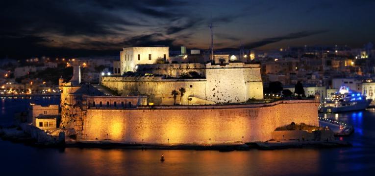 Forte de Sant Angelo, Malta