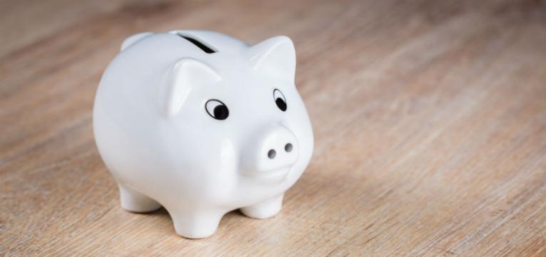 Dê prioridade às poupanças