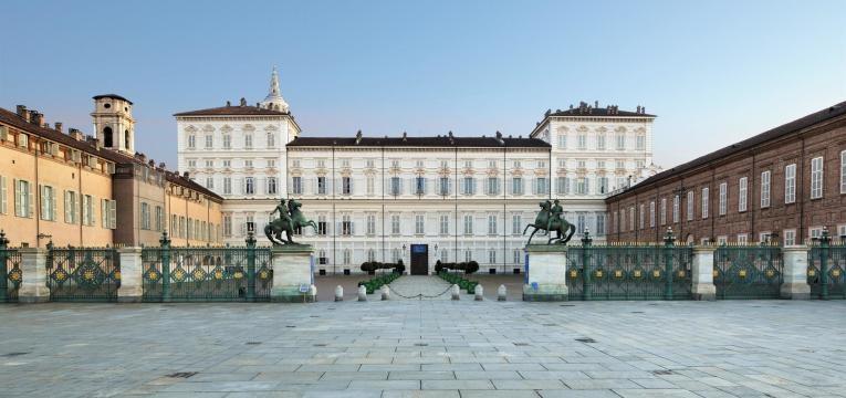 palacio real turim