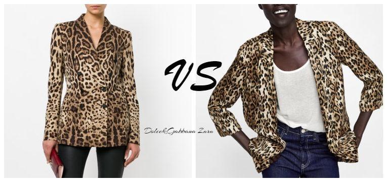 batalha de estilo blazer leopardo