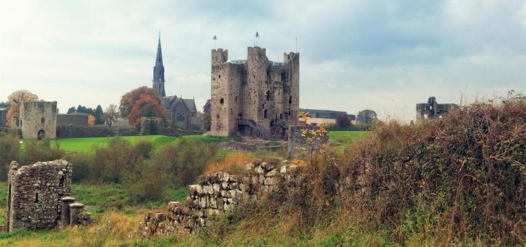 castelos da irlanda