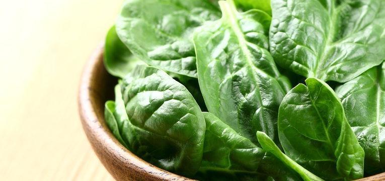 os espinafres são um dos alimentos para a memória