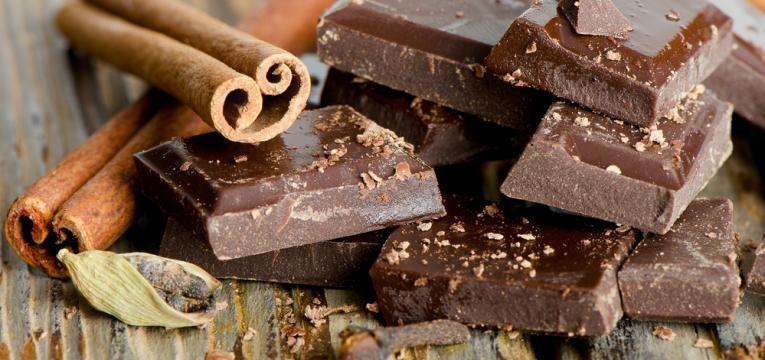 o chocolate é um dos alimentos para a memória