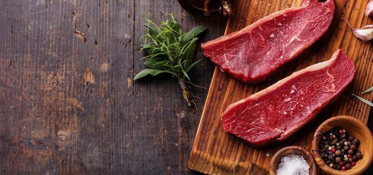 a carne vermelha é um dos alimentos que não deve lavar