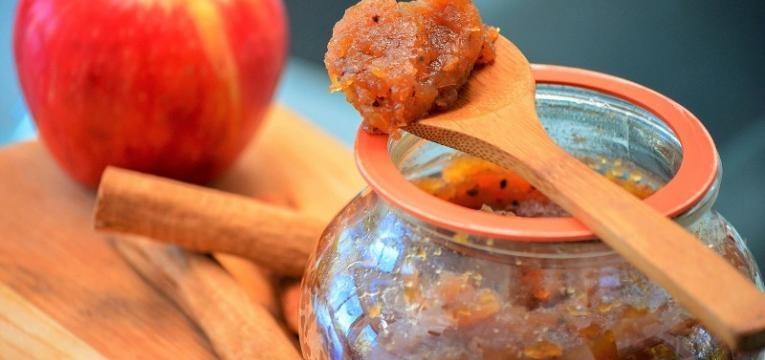 aproveitar cascas de maçã