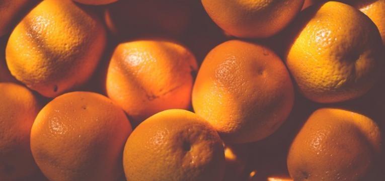 como aproveitar laranjas
