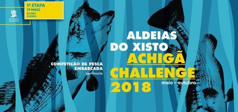 Achigã Challenge - 2º Circuito de Pesca Aldeias de Xisto