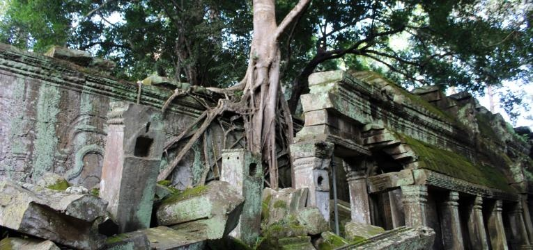 Visitar o Camboja