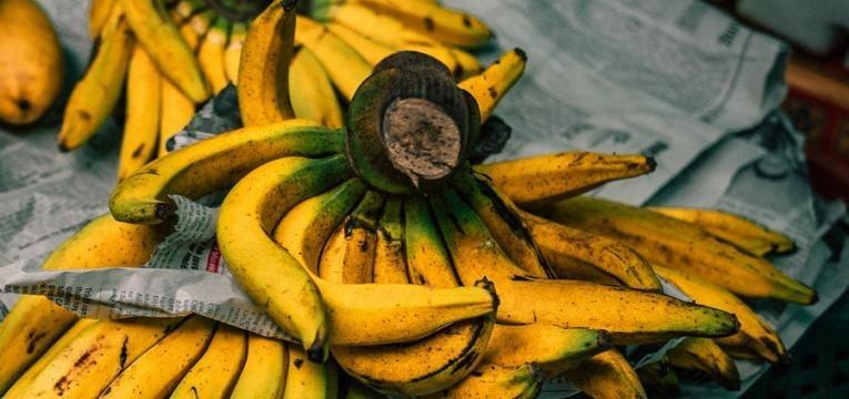 aproveitar banana madura