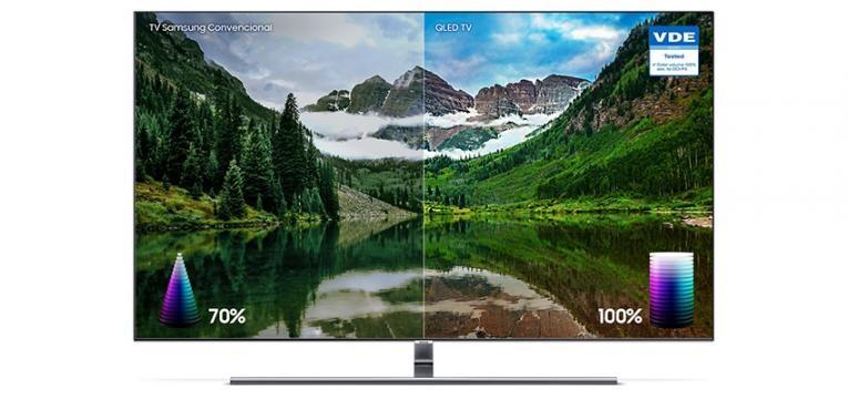 TV qled vs oled
