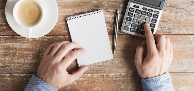 Organize as suas finanças se quer uma vida organizada