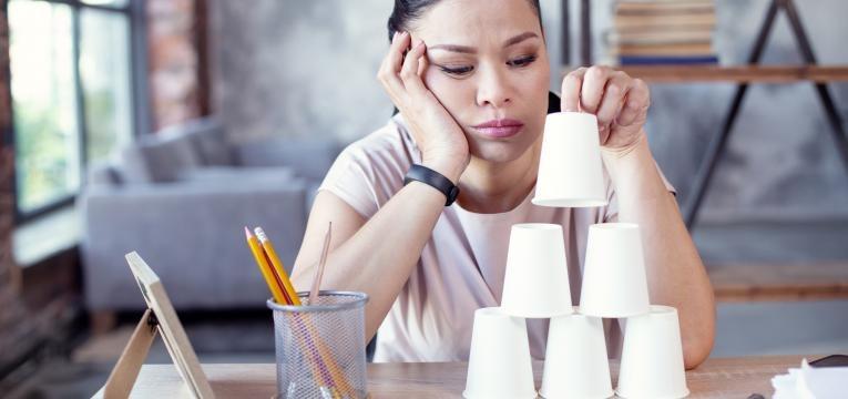evite a procrastinação para uma vida organizada
