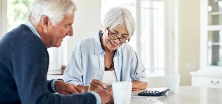 reformados descontam para a segurança social