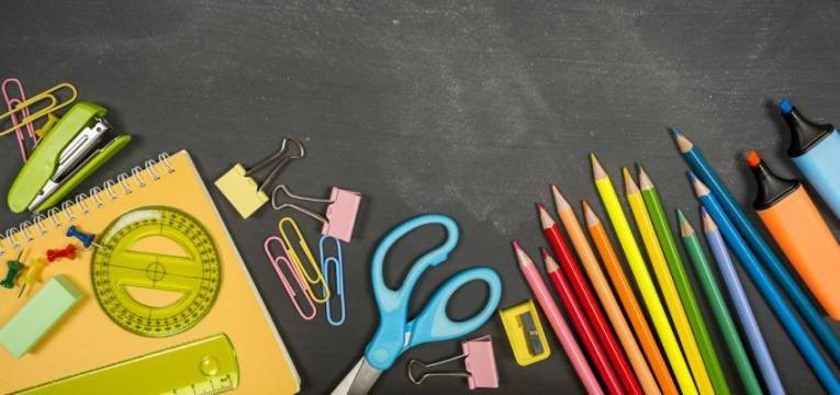 opções para quem vai pagar material escolar