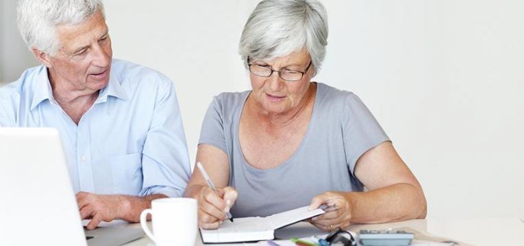 pensão de velhice