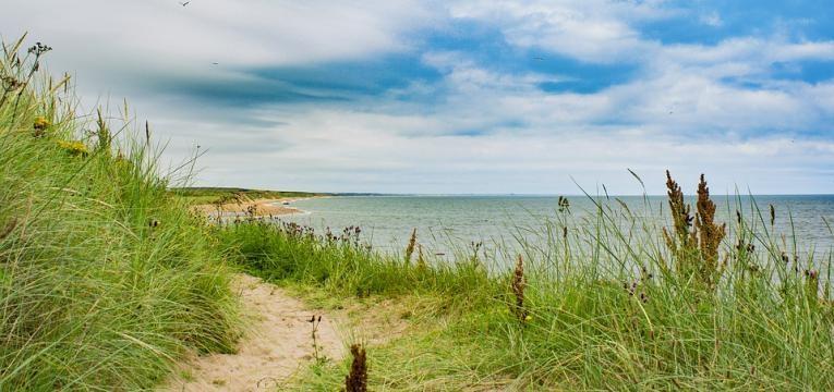 praias escócia