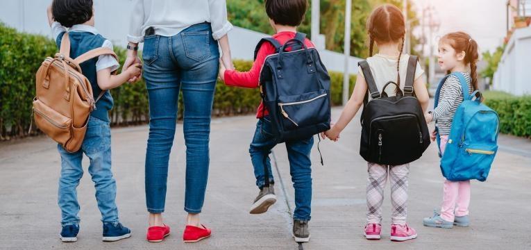 regresso às aulas guia para os pais