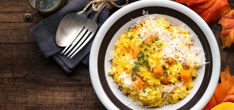 arroz de risotto