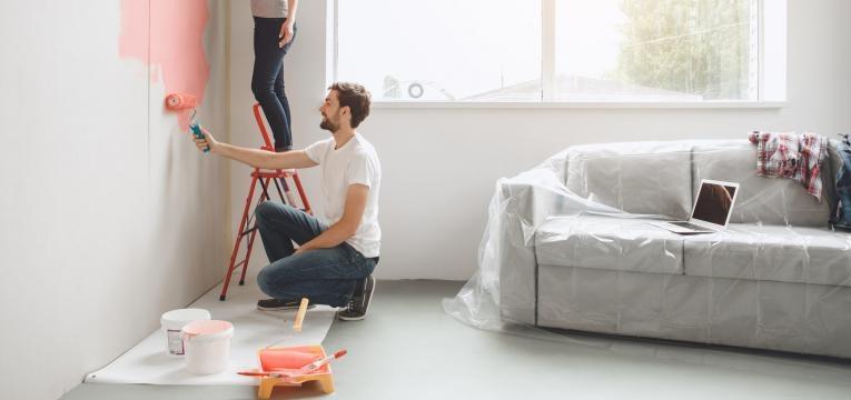Remodelar a casa