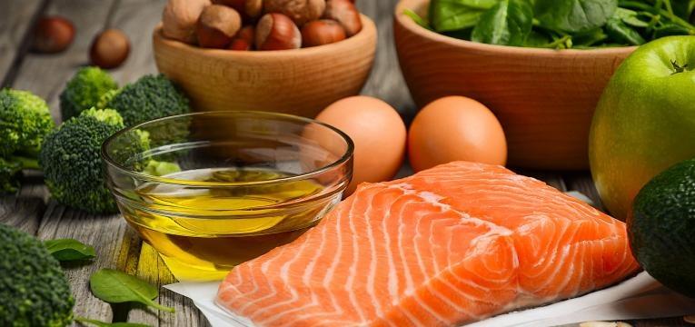 salmão é bom para o coração