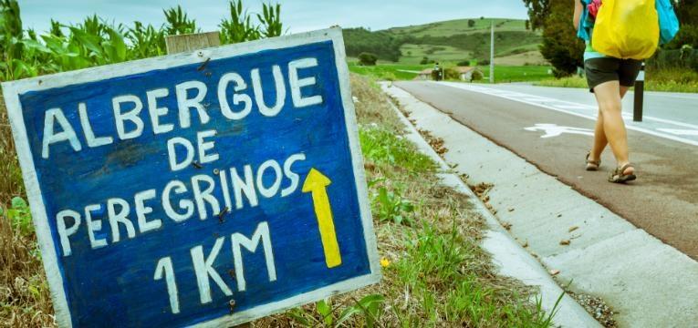 Albergues do Caminho de Santiago