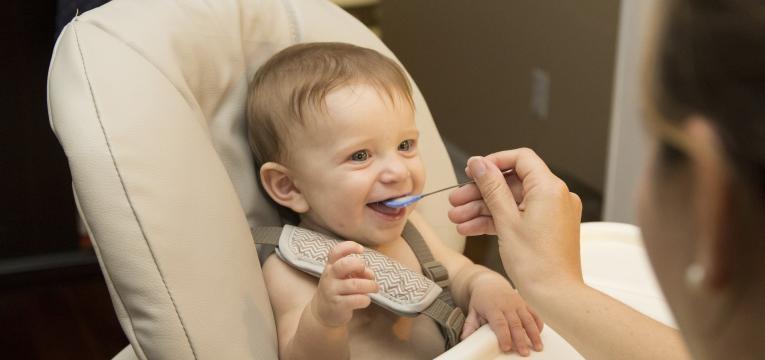 alimentação dos bebes