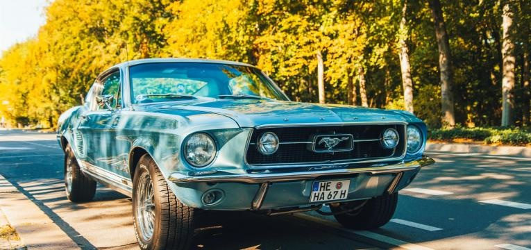 ALT ford mustang