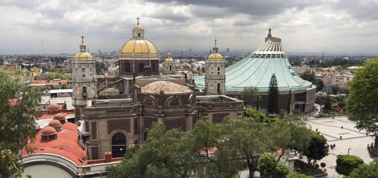 Basílica de Nossa Senhora de Guadalupe, Cidade do México