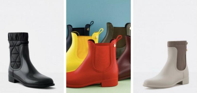 botas para a chuva lemon jelly