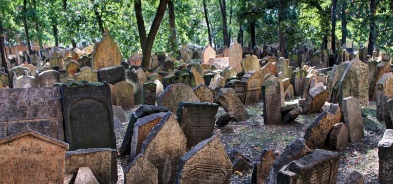 cemiterio judeu de praga