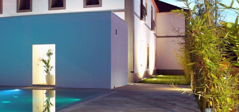 casas do Xisto com piscina