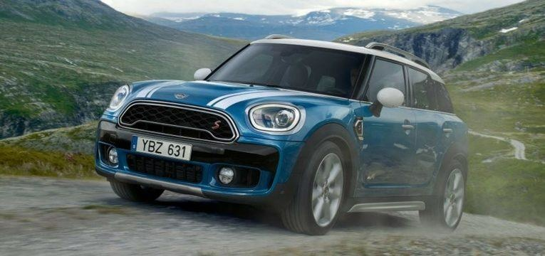 ALT suv mini countryman