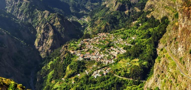 Curral das Freiras, Madeira
