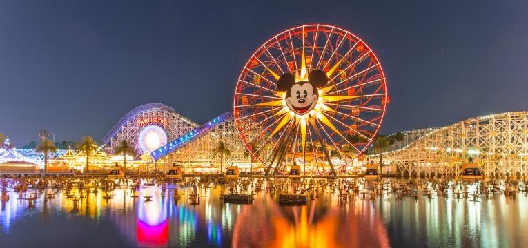 Disneyland Park, Califórnia