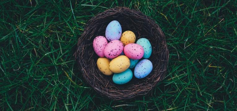ovos da pascoa