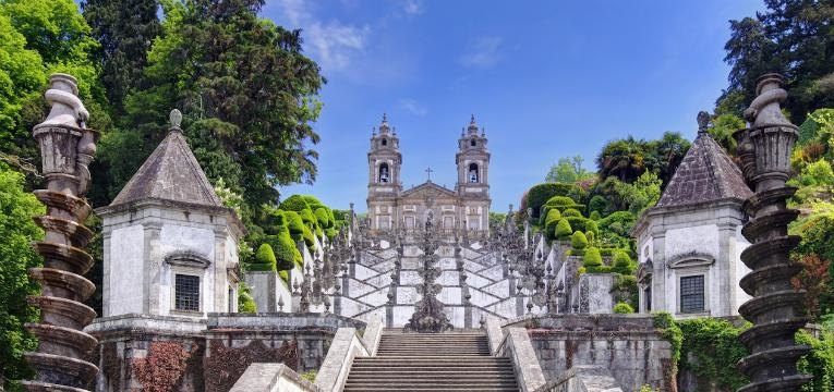 Escadaria do Bom Jesus, Braga