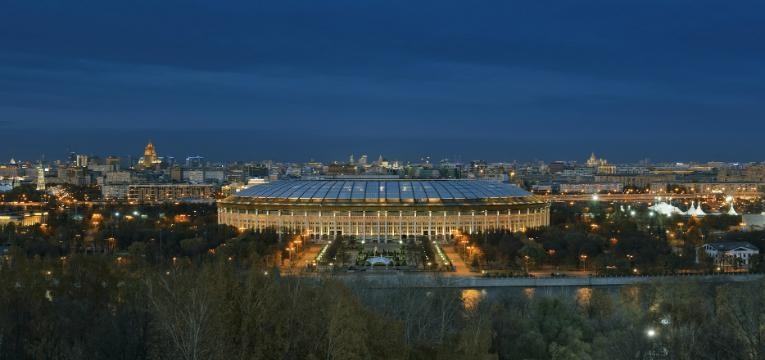 Estádio Luzhniki, Moscovo