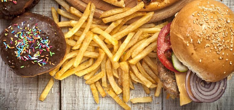 batata frita crocante