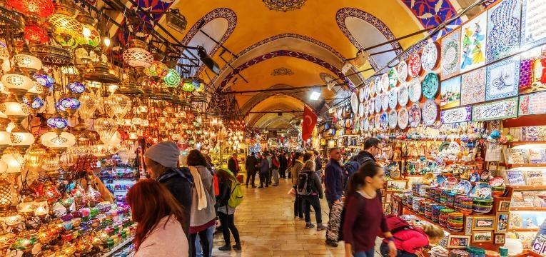 Grand Bazaar, Istambul