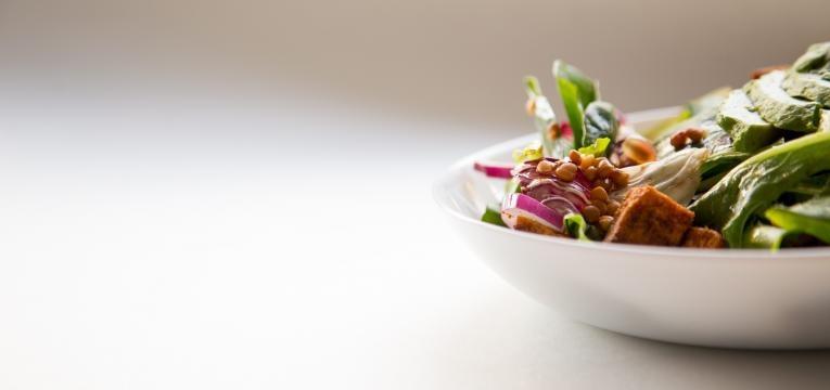 saladas rapidas
