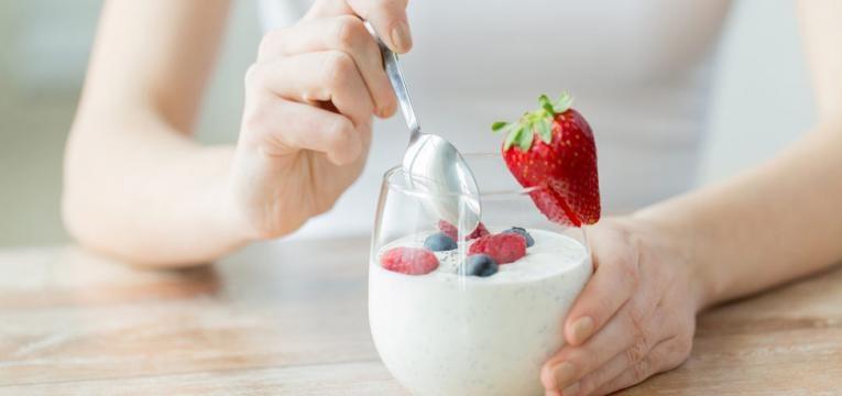 iogurte desnatado