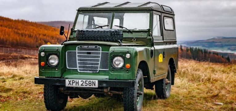 ALT land rover defender
