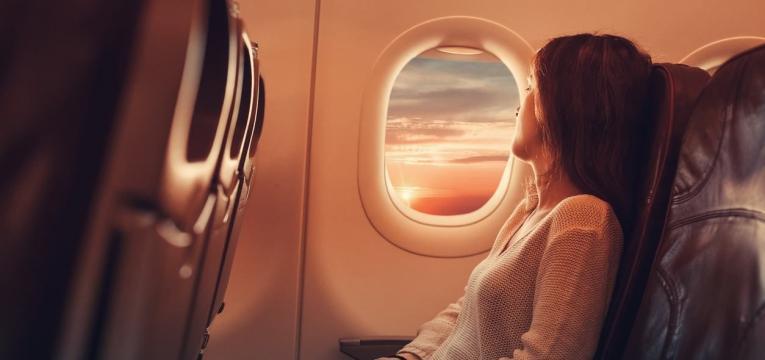 janela aviao