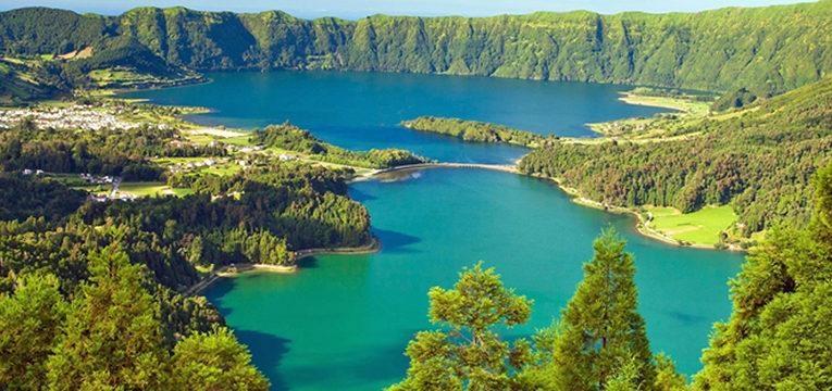 Lagoa das Sete Cidades, Açores