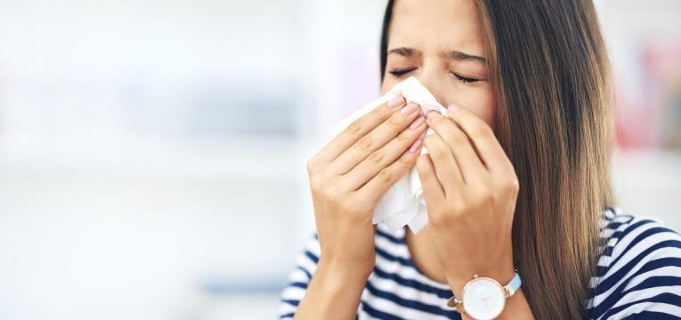 papel da histamina nas alergias