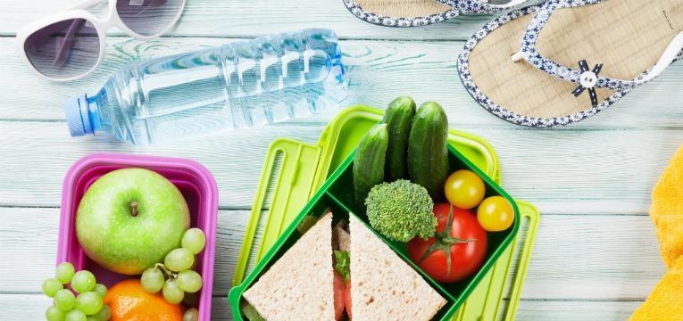 Planear a alimentação