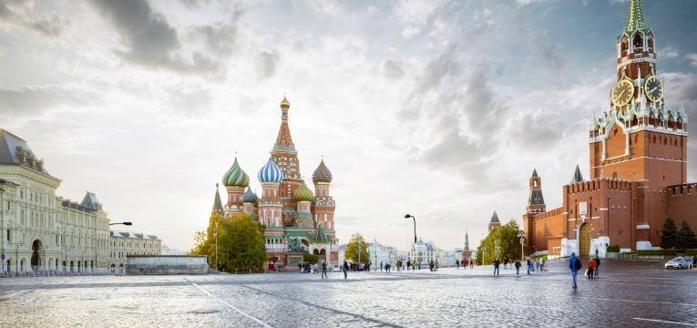 Praça Vermelha, Moscovo