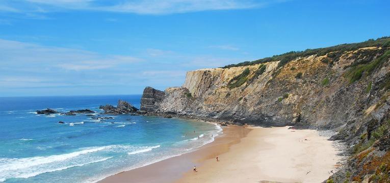 Praia da Amália - Odemira