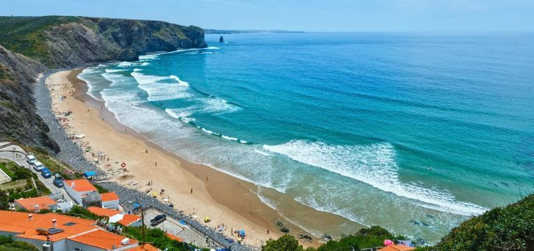 Praia da Arrifana, Costa Vicentina